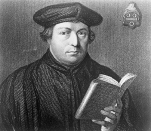 Martin Luther - Public Domain